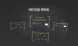 Copy of DEVOLUCIÓN DE LAS MATERIAS PRIMAS AL PROVEEDOR