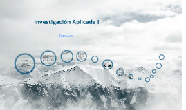 Investigacion Aplicada