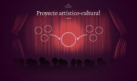 Proyecto artístico-cultural