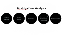 medisys case