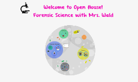 Open House- Forensic Science