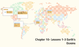 Chapter 10- Lesson 1 Earth's Oceans