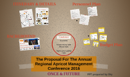 The Proposal On