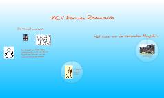 KCV Forum Romanum Tempel van Vesta
