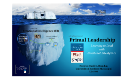 Copy of Primal Leadership