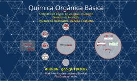 Aula 6 - Química Orgânica