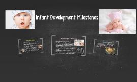Copy of Infant Development Milestones