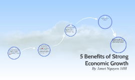 5 Benefits of Strong Economic Growth