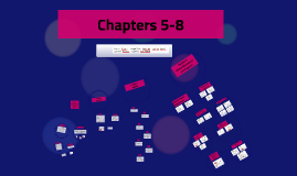 Copy of Chapters 5-8