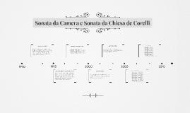 Sonata da Camera e Sonata da Chiesa de Corelli