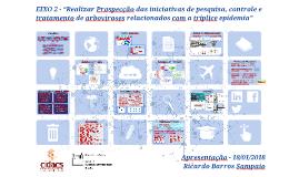 Projeto Plataforma Zika - Eixo 2