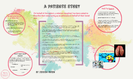 Copy of Copy of a PATIENTS STORY