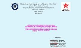 Ministerio del Poder Popular para la Educación Universitaria