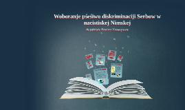 Widerstand gegen die Diskriminierung der sorbischen Minderheit