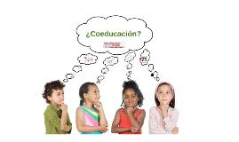 COEDUCACION Alba Riera 2015
