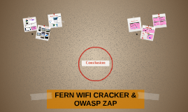 FERN WIFI CRACKER & OWASP ZAP