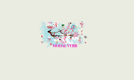 Copy of MODAL VERB