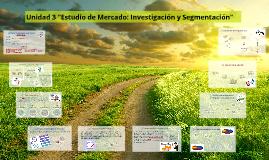 """Copy of Unidad 3 """"Estudio de Mercado: Investigación y Segmentación"""""""