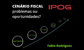 Cenário Fiscal e Gestão do Risco Fiscal
