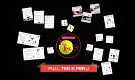 FULL TENIS PERU