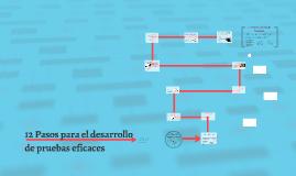 Copy of 12 Pasos para el desarrollo de pruebas