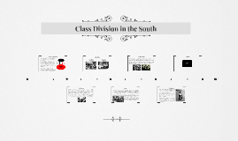 Class Divisions in the South