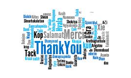 Valor: El Agradecimiento