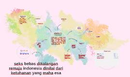 Copy of seks bebas dikalangan remaja indonesia