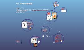 Non-Mendel Hastalıklar