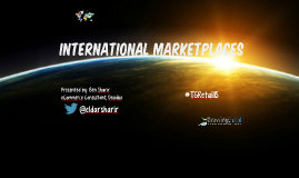 International Marketplaces (updated)