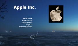 Copy of Apple Presentation