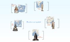 Buddhas and symbols