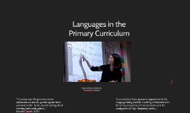 KS2 Languages Curriculum Quiz