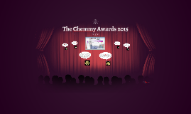 The Chemmy Awards 2015 by Patricia Luong