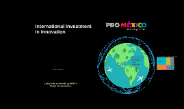 International Investment in Innovation