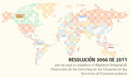 Copy of RESOLUCIÓN 3066 DE 2011