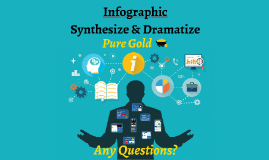 Infographic Synthesize & Dramatize