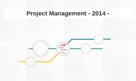 Project Management - 2014 -