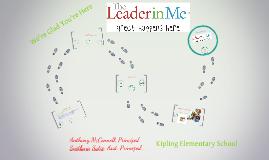 Kipling Leader in Me Presentation