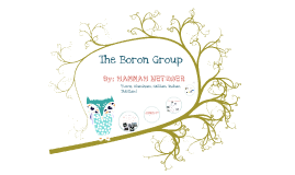 Boron Group :)