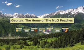 Georgia: Da Homez of Da MLG Peaches