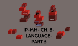 LANGUAGE- PART 1
