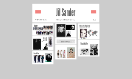 Jill Sander