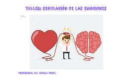 inteligencia emocional y regulación de las emociones