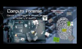 Exposición Informatica Forense