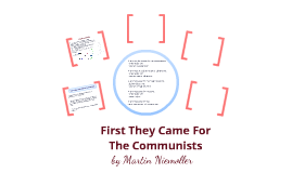 First They Came