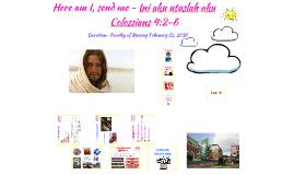 Copy of FoN Devotion - Here I am, send me