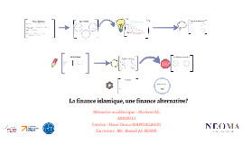 Copy of La finance islamique, une finance alternative?