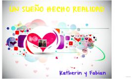 Katherin y Fabian