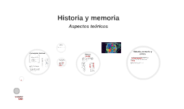 Historia y memoria. Aspectos básicos